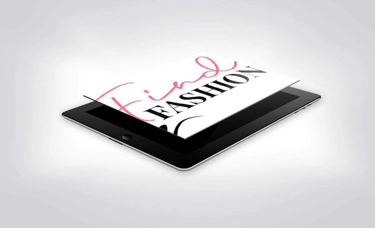 findfashion digital layer logo